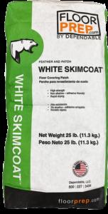 New Bag White Skimcoat