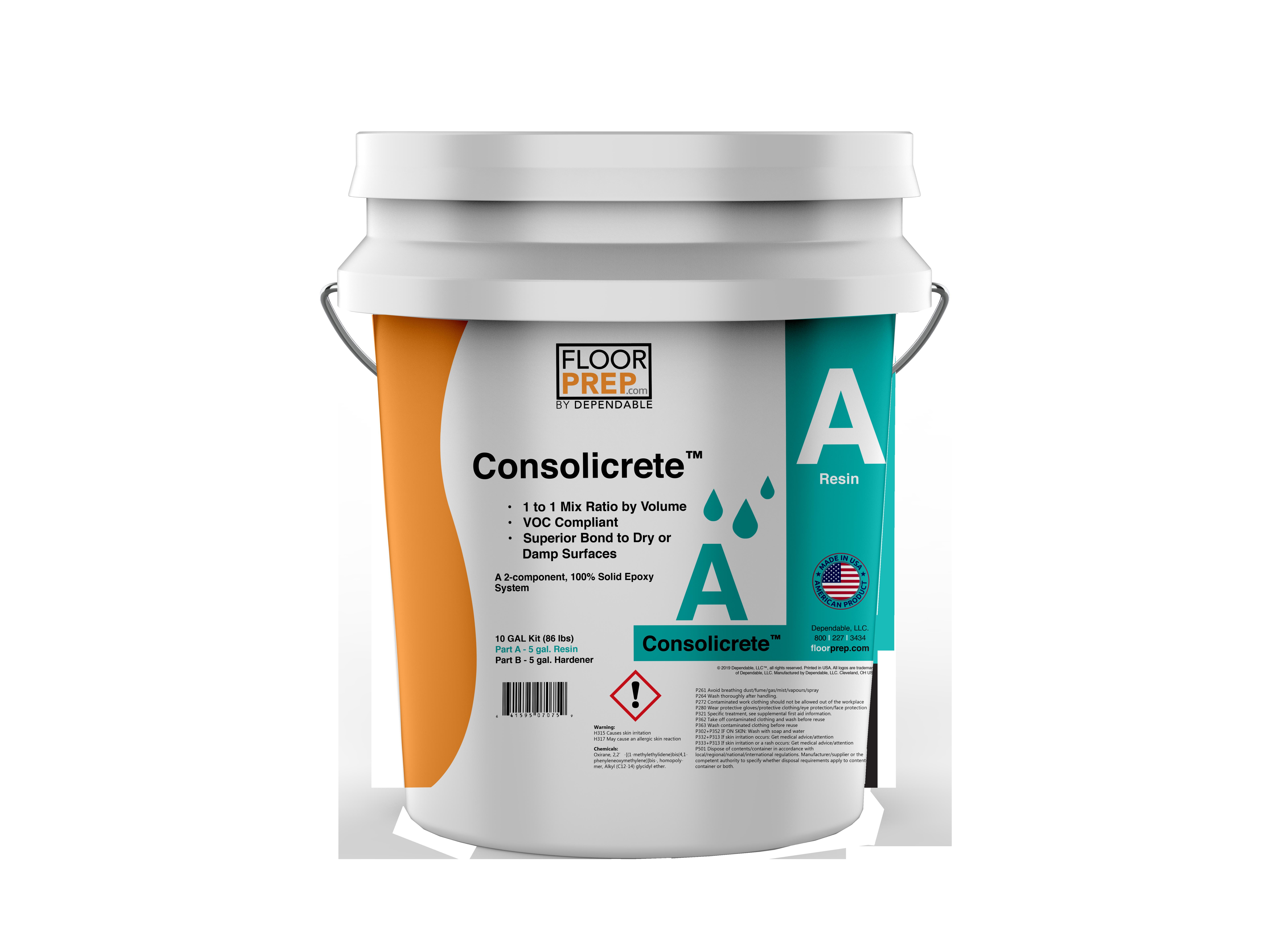 consolicretepartA