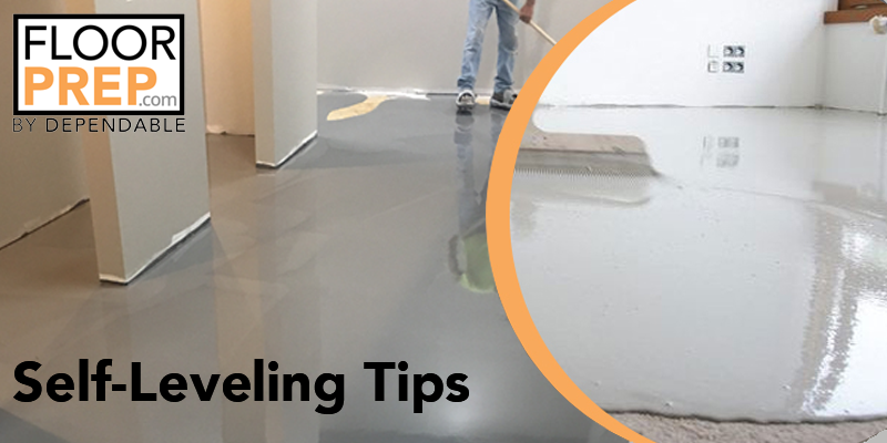 Top 8 tips for working with self-leveling underlayment